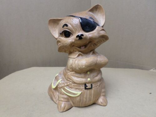 VINTAGE TWIN WINTON KITTY CAT BANK