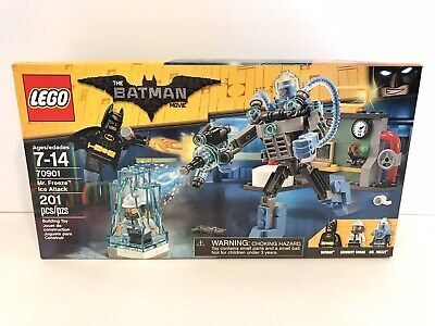 LEGO The BATMAN Movie 70901 MR. FREEZE ICE ATTACK Set NEW Sealed Building Toy