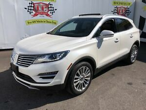 2015 Lincoln MKC Navigation, Leather, Panoramic Sunroof, AWD