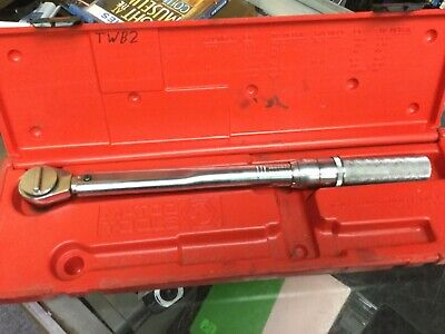 Matco Torque Wrench - Flex Head - 3/8 drive - pn T75FRA