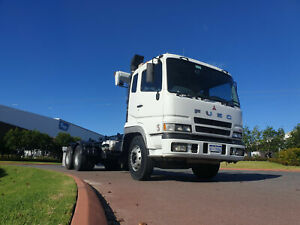 Fuso FV500 HOOK TRUCK Hooklift/Bi Fold Hazelmere Swan Area Preview