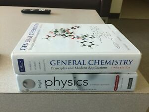 Physics and chemistry Textbook ($50 - each )