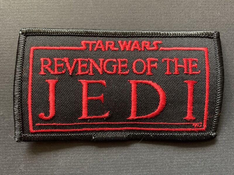 Star Wars Revenge of the Jedi Patch