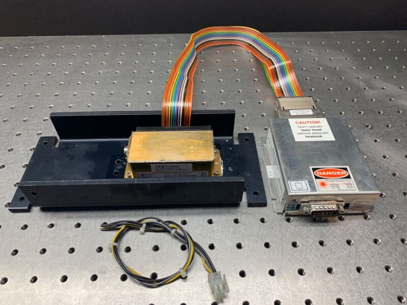 Coherent Compass C215M-50 58mW 532nm Single Frequency Laser System Holography