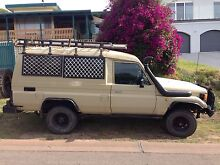 1994 Toyota troop carrier Rye Mornington Peninsula Preview