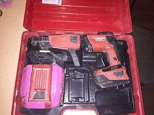 Hilti collated screw gun  $280 Quinns Rocks Wanneroo Area Preview