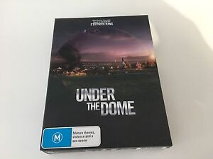 DVD Stephen King Under The Dome Season 1 Roxburgh Park Hume Area Preview
