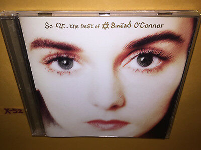 SINEAD O'CONNOR hits BEST OF cd PRINCE nothing compares 2 U mandinka (Sinead O Connor Best Hits)