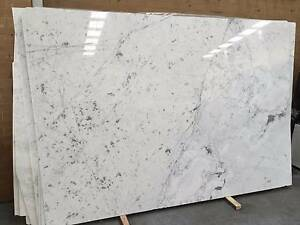 Milan White Italian Marble for Kitchen benchtops & Vanity tops Thomastown Whittlesea Area Preview
