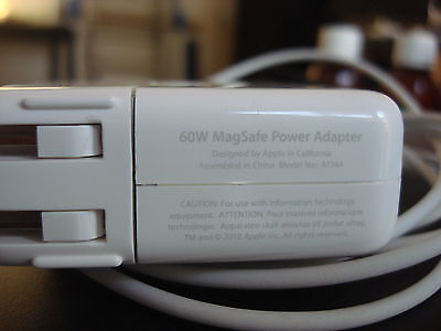 """Original A1184 A1330 A1344 60W MagSafe1 Charger for APPLE 13"""" MacBook Pro"""