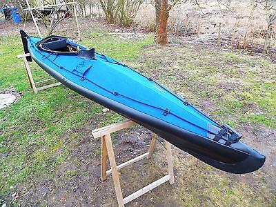 Faltboot Folding kayak Wayland Harpoon I Kajak