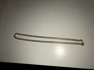10kt gold curb chain Spring Farm Camden Area Preview