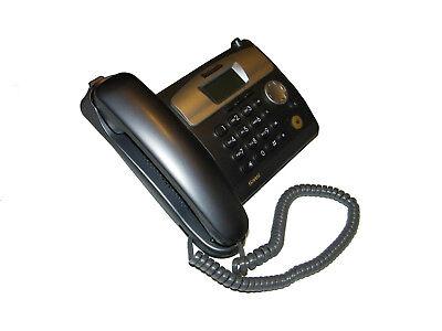 Panasonic kx-tcd535gm TELEFONO ANALOGICO GRIGIO ARGENTO 35