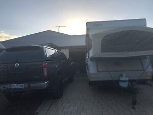 Jayco swan poptop caravan