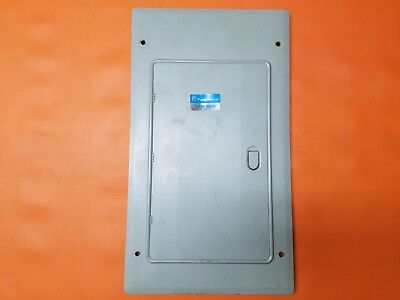 Used 100 Amp Pushmatic Electri-center Panel Cover 28 Space