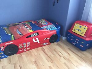 Twin/toddler bed