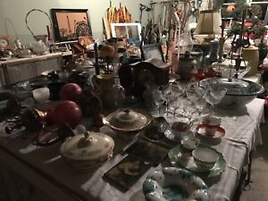 Garage Sale, Antiques, Halloween, Christmas, and so much more