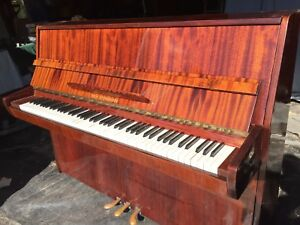 Wilh. Steinmann upright piano - free