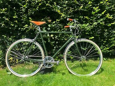 City bicycle  - Mint Freddie Grub men's 3 speed
