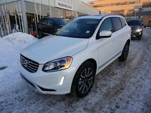 2016 Volvo XC60 T5 AWD with certified warranty!