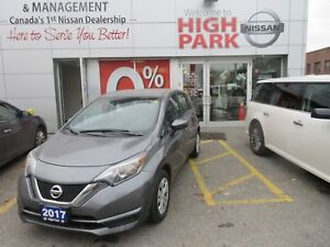 2017 NISSAN Versa Note S FREE WINTER TIRES!!NEW YEARS EVE CLEARO