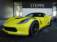 Corvette GRAND SPORT 7Gg EU-Mod.17 Carbon Fiber Package