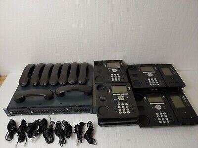 Avaya Ip Office 500v2 Business Phone System9 Phones