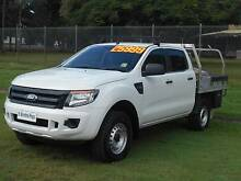 2012 Ford Ranger 4WD TURBO DIESEL DAULCAB Bungalow Cairns City Preview