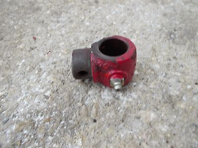 Farmall B Bn Tractor Original Ihc Ih Steering Shaft Post Support Knuckle Bearing