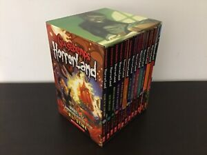 Goosebumps Horrorland Collection (Great Condition)