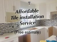 Best and affordable Tile installation service