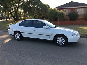2000 Holden Commodore VT Acclaim Auto 5months Rego Low Kms Liverpool Liverpool Area Preview