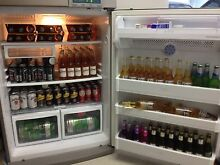 LG 580L Stainless Steel Fridge Biggera Waters Gold Coast City Preview