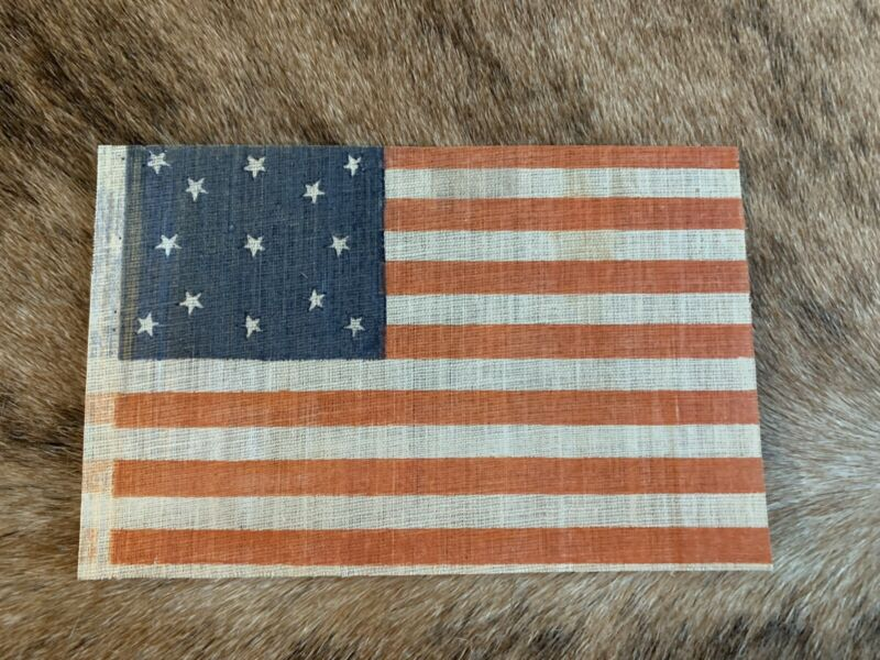 13 Star American Parade Flag