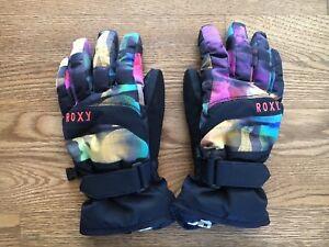 Les gants d'hiver pour les filles, Roxy M