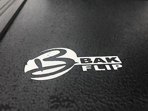 Bak flip solid tri fold tonneau cover for Ford f150