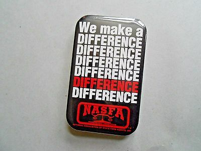 Vintage National Association Of State Farm Agents Insurance Company Pinback