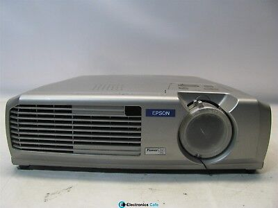 Used, Epson EMP-54 500:1 2000 Lumens LCD Video Projector w/Lamp See Notes *No Remote* for sale  Shipping to India