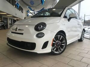 2014 Fiat 500C Edition GQ Abarth