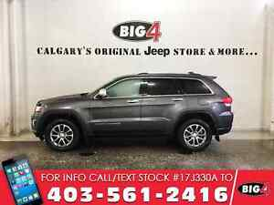 2014 Jeep Grand Cherokee Limited | 3.6L V6 | DualPane Sunroof |