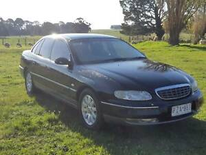 1999 Holden Statesman V6 Automatic Sedan