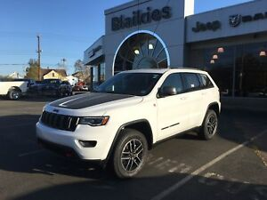 2018 Jeep Grand Cherokee Trailhawk