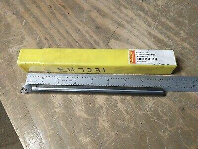 Sandvik E08r-stfcr 2-b1 Carbide Boring Bar Tcmt Insert 12 Shank 21js1132-e3