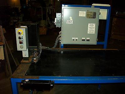Lincoln Machine Heat Logo Transfer Press