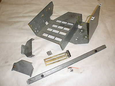 Wascomat Commercial Washing Machine W75 Misc Brackets Mounts