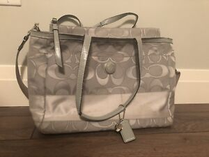 Coach Diaper Bag (Authentic)
