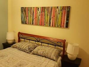 Fully Furnished Bedroom in 3 Bedroom House Ambarvale Campbelltown Area Preview