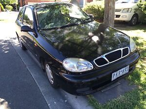 2000 Daewoo lanos auto 4months rego bargain $1,950 ono Beaconsfield Cardinia Area Preview