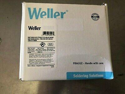 Weller Wxmt Micro Desoldering Tweezer With Wdh60 Stand New In Box
