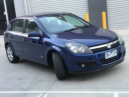 2007 Holden Astra Auto + long Rego